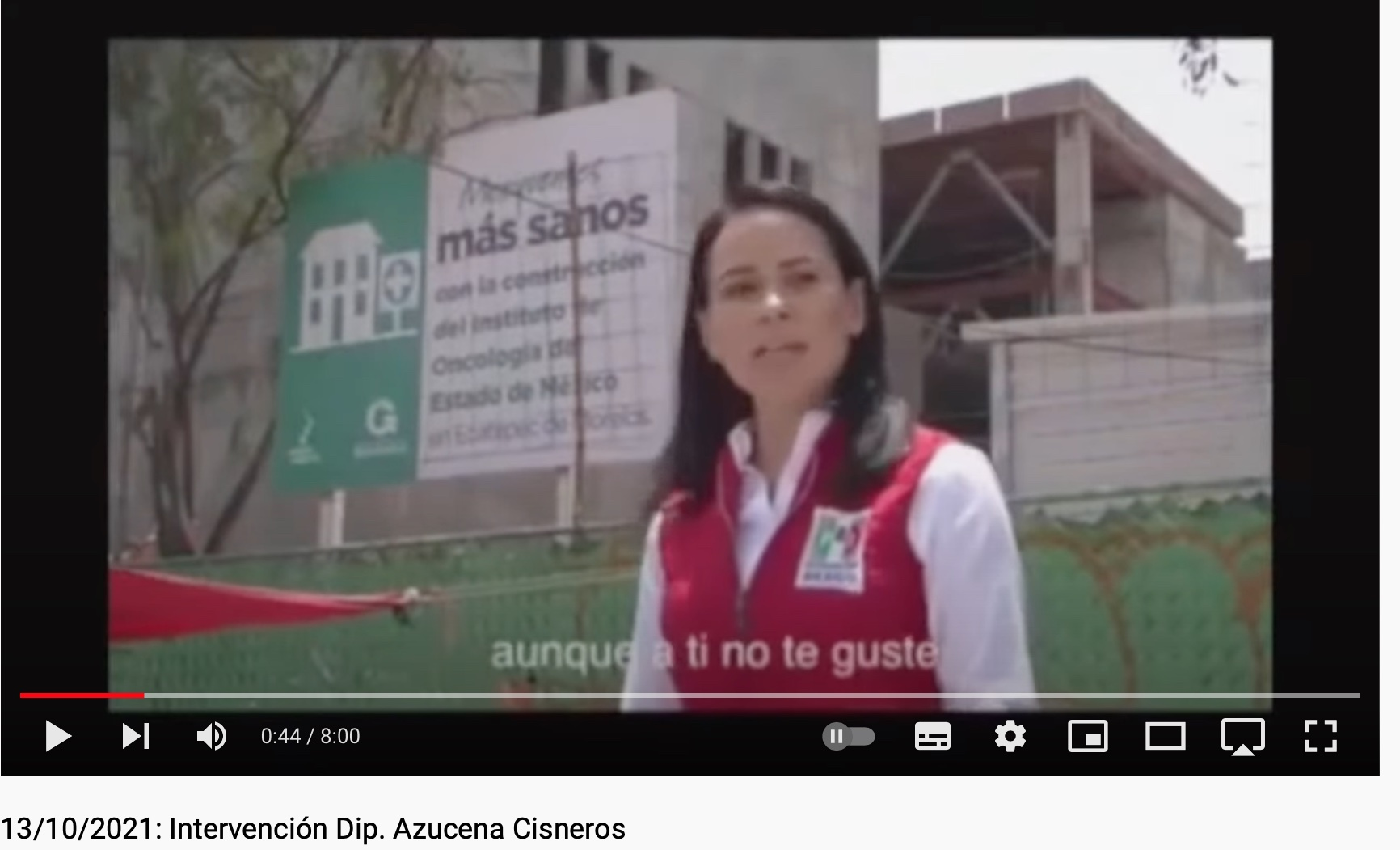 Callejón Informativo / 14 de Octubre 2021